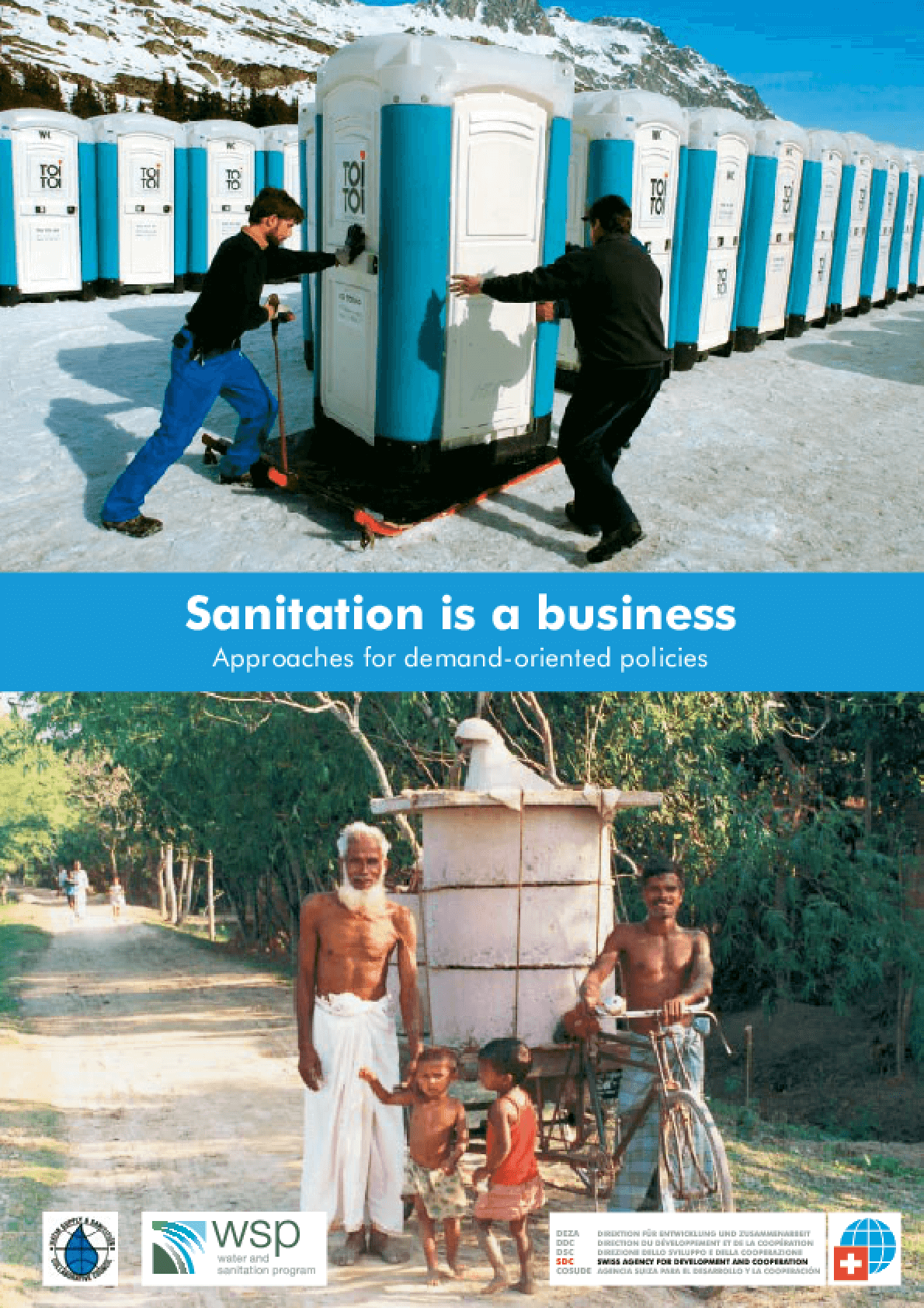 Sanitation Is a Business: Approaches for Demand-Oriented Policies