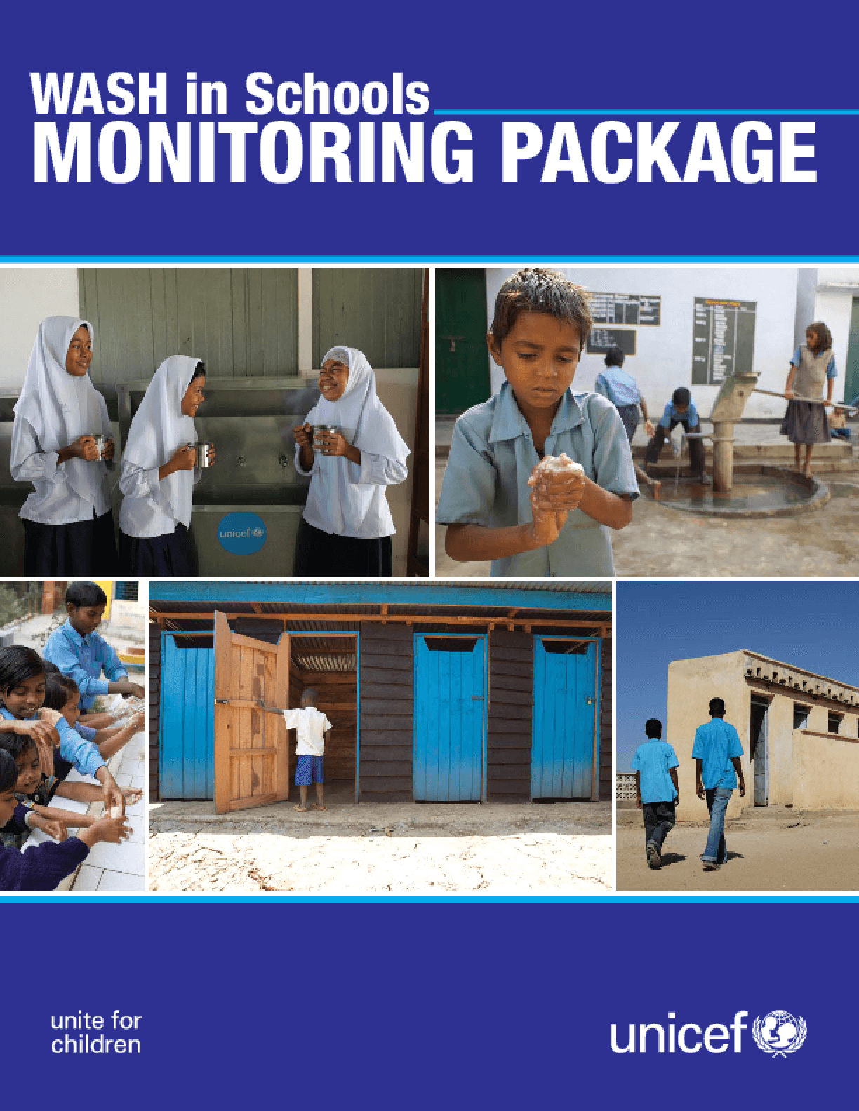 WASH in Schools Monitoring Package