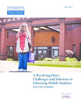 Executive Summary: A Revolving Door: Challenges and Solutions to Educating Mobile Students