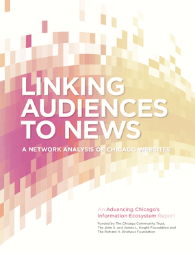 Linking Audiences to News: A Network Analysis of Chicago Websites