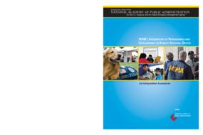 FEMA's Integration of Preparedness and Development of Robust Regional Offices