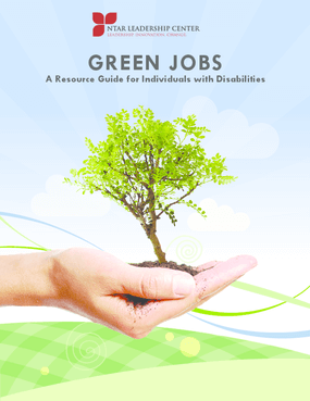 Green Jobs: A Resources Guide for Individuals with Disabilities