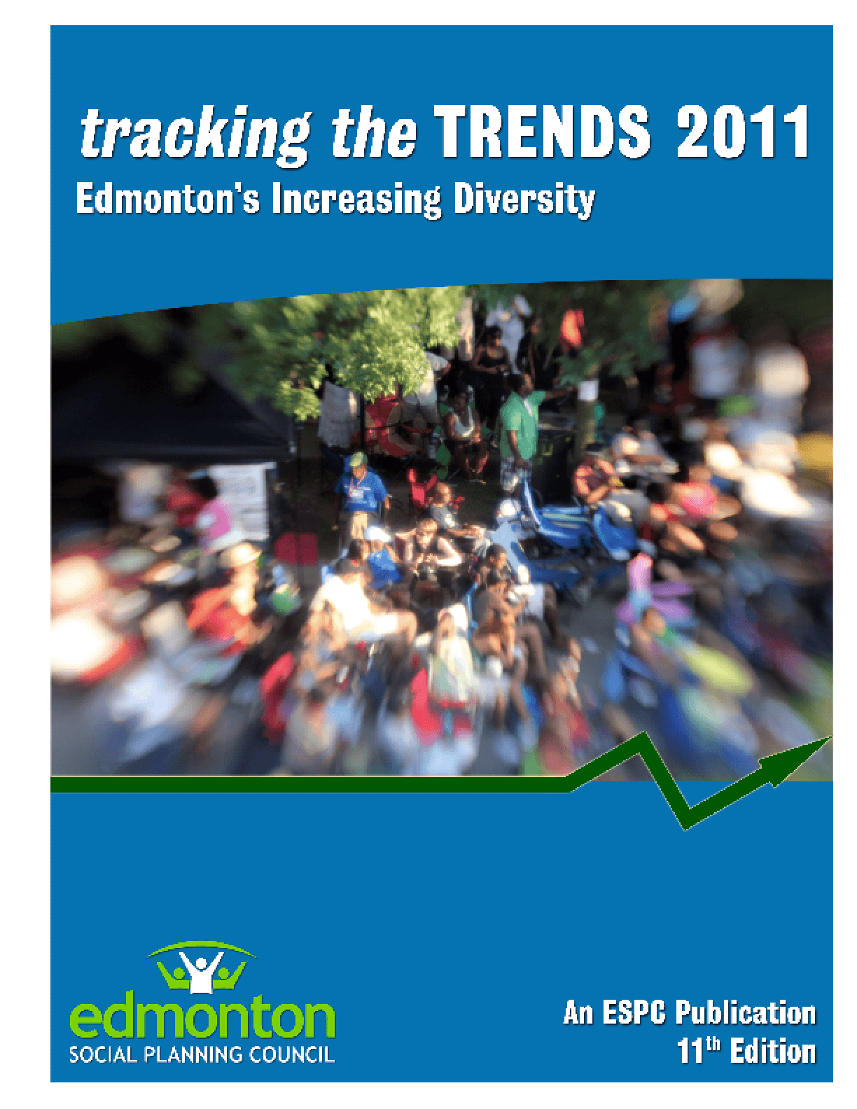 Tracking The Trends: Edmonton's Increasing Diversity