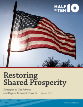 Restoring Shared Prosperity: Strategies to Cut Poverty and Expand Economic Growth