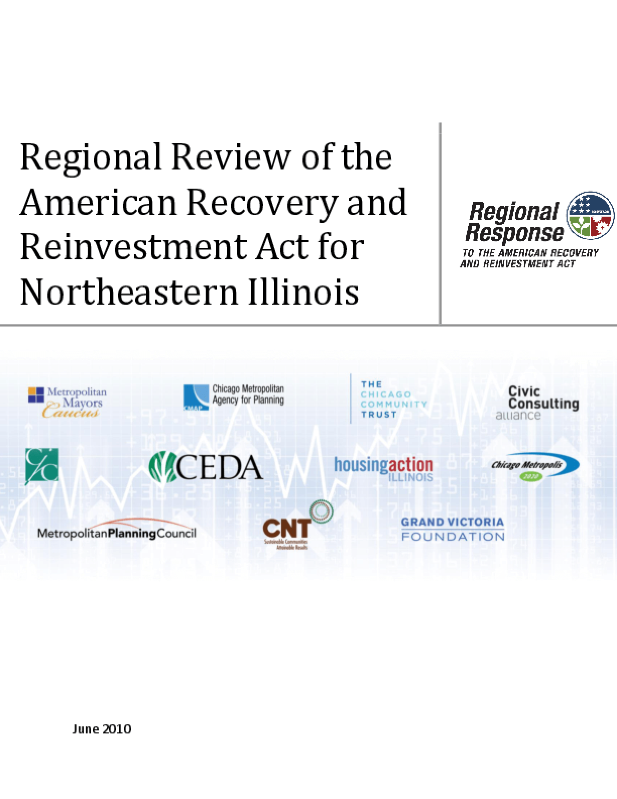 Regional Review of the ARRA for Northeastern Illinois