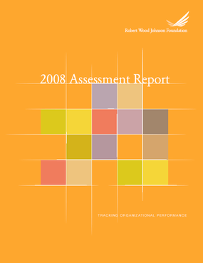 2008 Assessment Report
