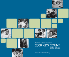2008 KIDS COUNT Data Book