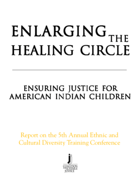 Enlarging the Healing Circle: Ensuring Justice for American Indian Children