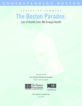 The Boston Paradox: Lots of Health Care, Not Enough Health