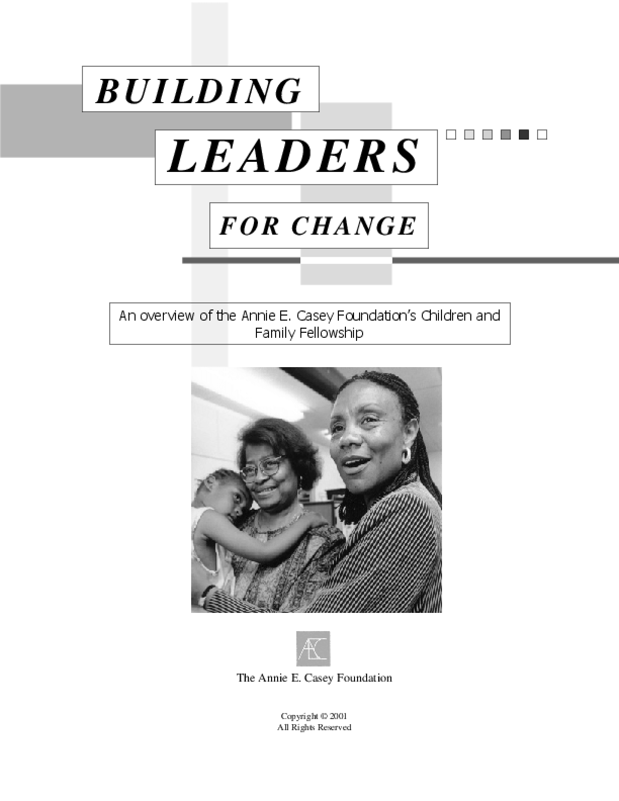 Building Leaders for Change