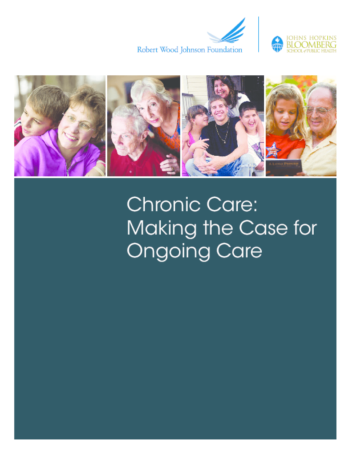 Chronic Care: Making the Case for Ongoing Care