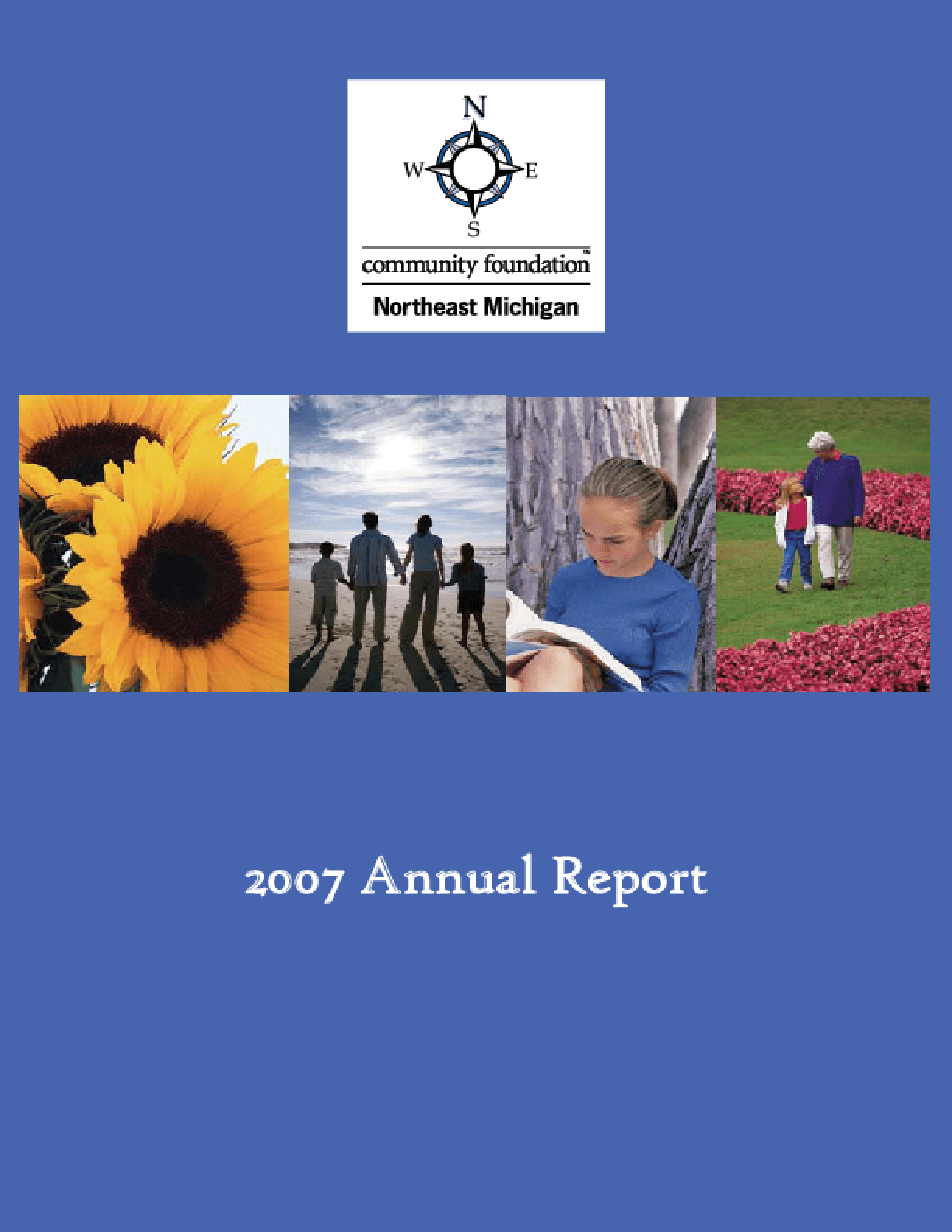Community Foundation for Northeast Michigan - 2007 Annual Report