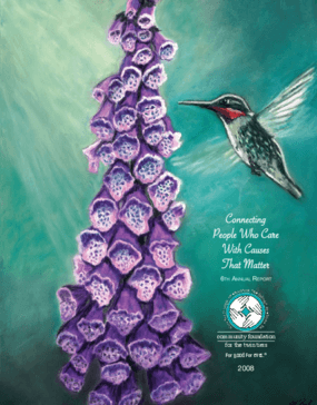 Community Foundation for the Twin Tiers - 2008 Annual Report