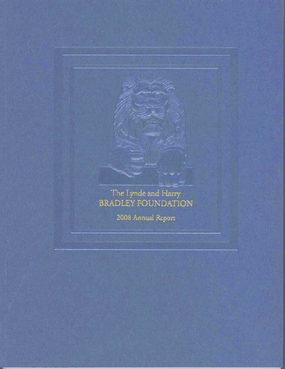 Dyson Foundation - 2008 Annual Report