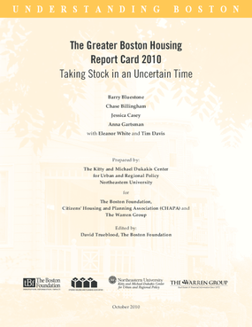 Greater Boston Housing Report Card 2010