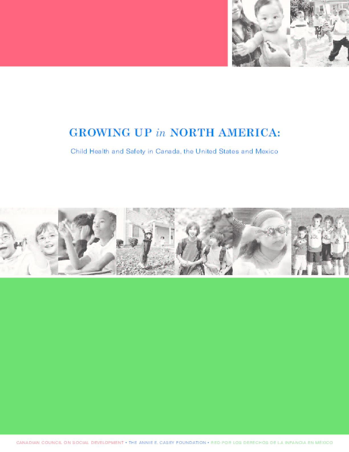 Growing Up in North America: Child Health and Safety in Canada, the United States, and Mexico