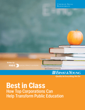 Best in Class: How Top Corporations Can Help Transform Public Education