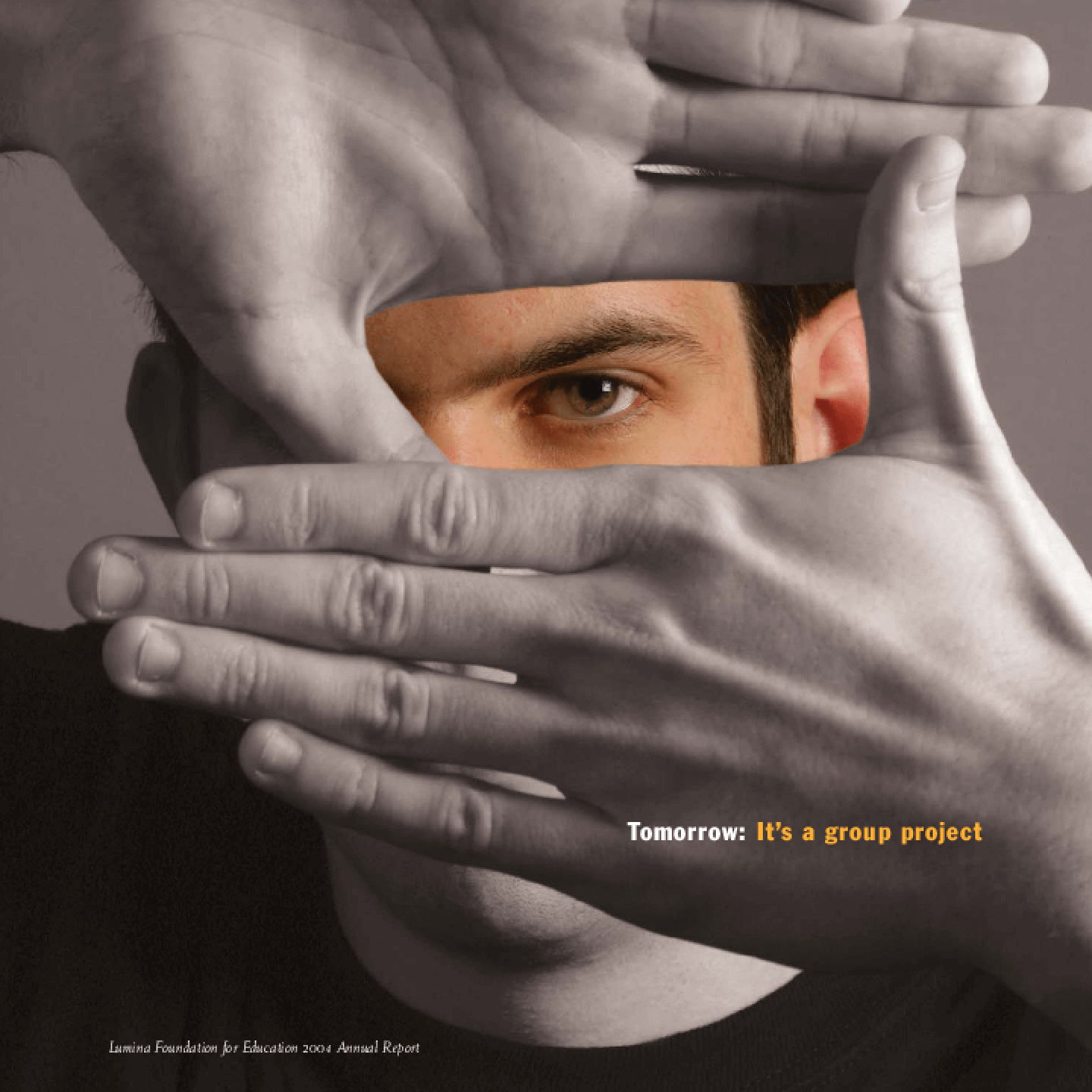 Lumina Foundation for Education - 2004 Annual Report