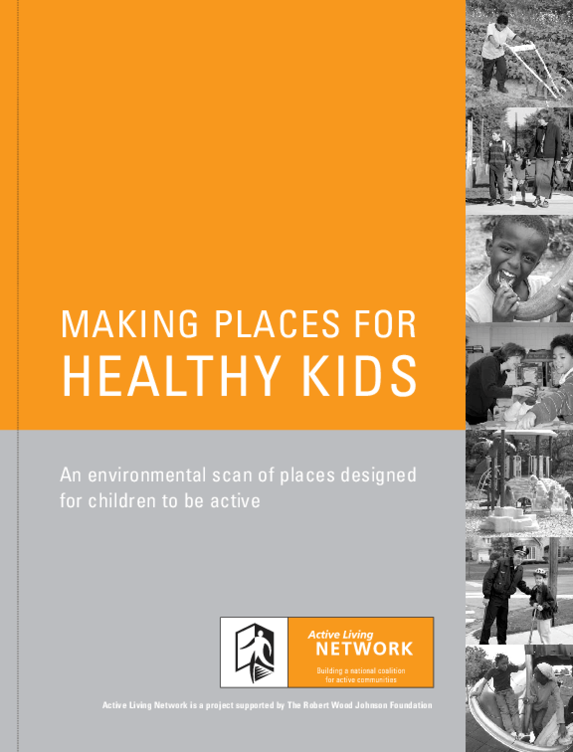 Making Places for Healthy Kids