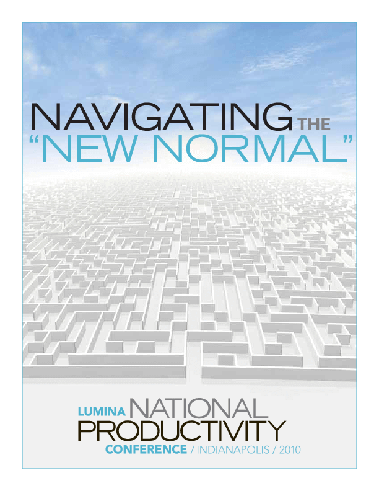 """Navigating the """"New Normal"""""""