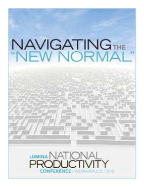 "Navigating the ""New Normal"""
