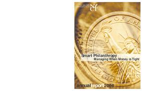 New York Community Trust - 2008 Annual Report