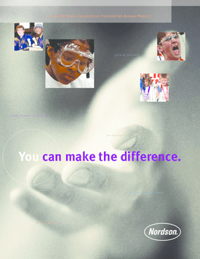 Nordson Corporation Foundation - 2008 Annual Report