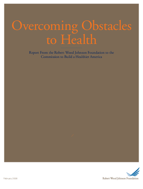 Overcoming Obstacles to Health