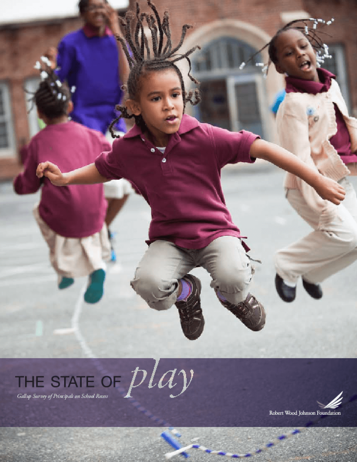 The State of Play: Gallup Survey of Principals on School Recess