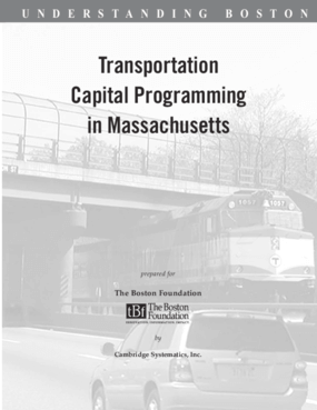 Transportation Capital Programming in Massachusetts