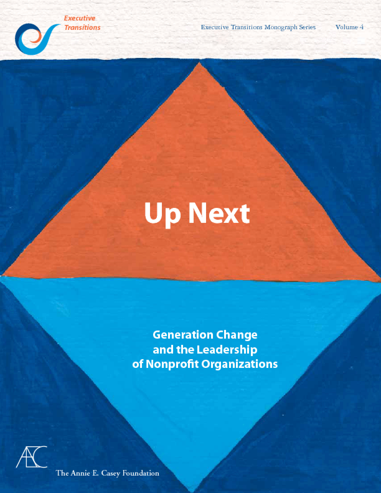 Up Next: Generation Change and the Leadership of Nonprofit Organizations