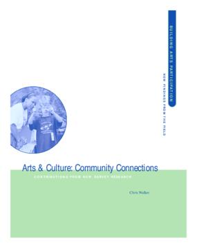 Arts & Culture: Community Connections