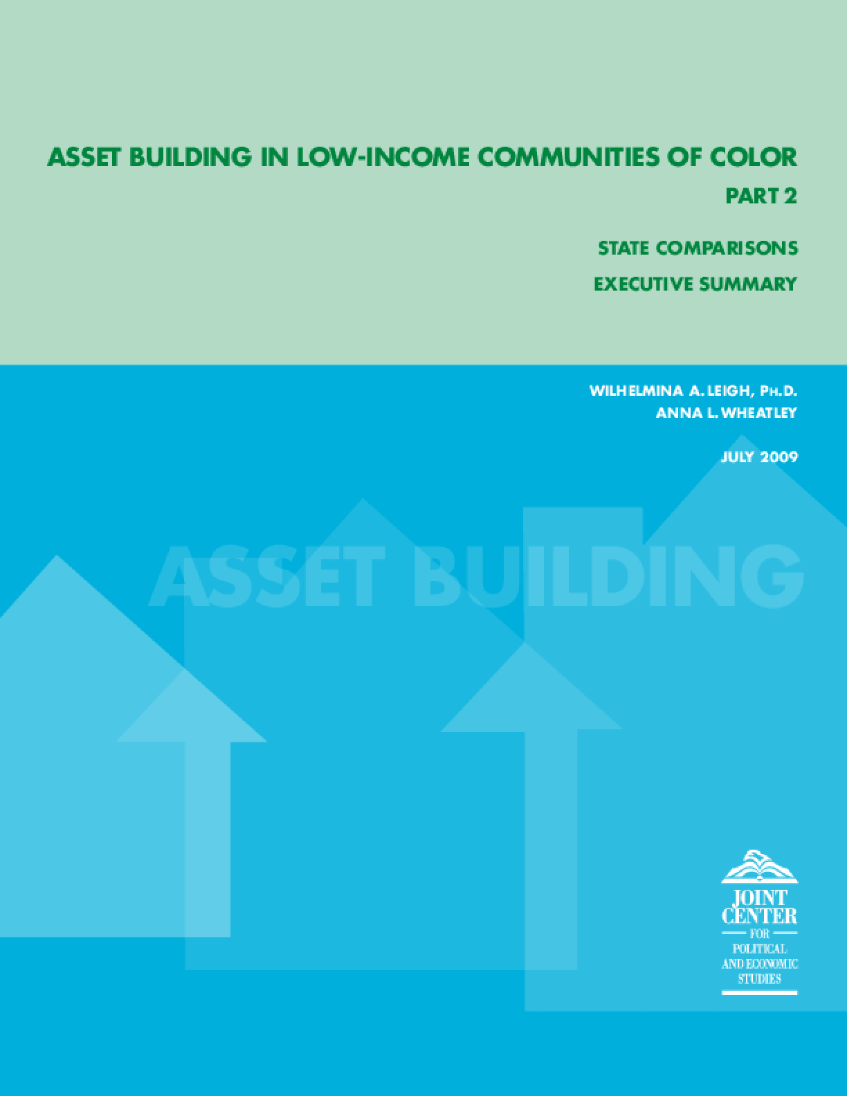 Asset Building in Low-income Communities of Color, Part 2