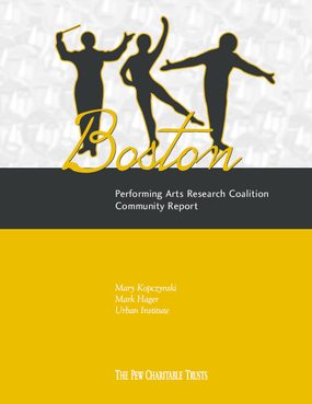 Boston Performing Arts Research Coalition Community Report