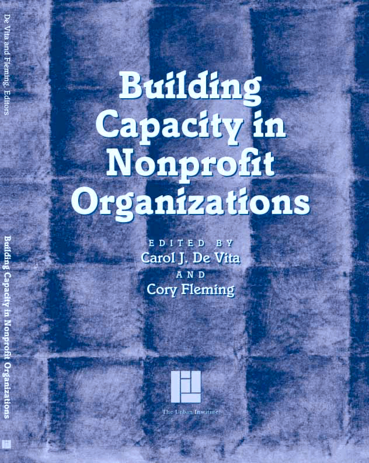 Building Capacity in Nonprofit Organizations