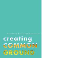 Creating Common Ground