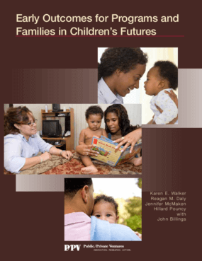 Early Outcomes for Programs and Families in Children's Futures