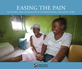 Easing the Pain: Successes and Challenges in International Palliative Care