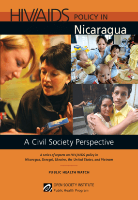 HIV/AIDS Policy in Nicaragua: A Civil Society Perspective
