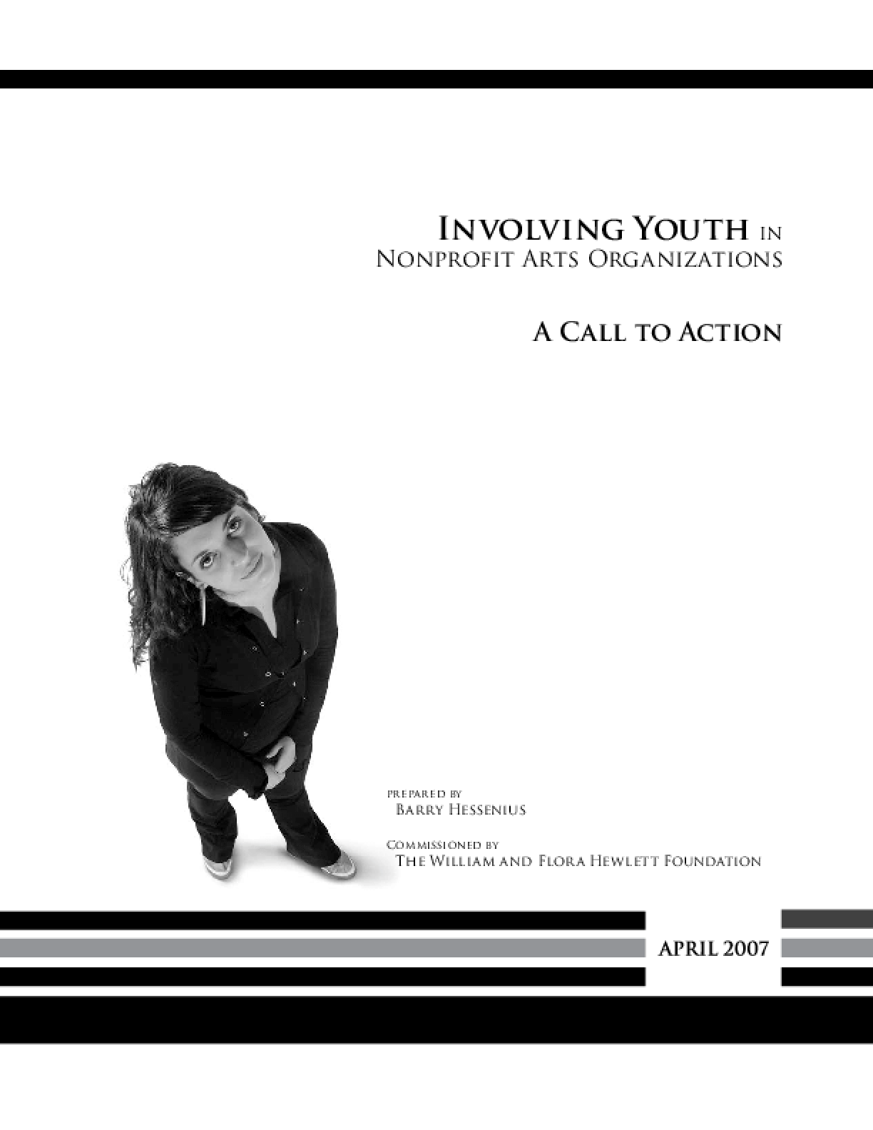 Involving Youth in Nonprofit Arts Organizations: A Call to Action