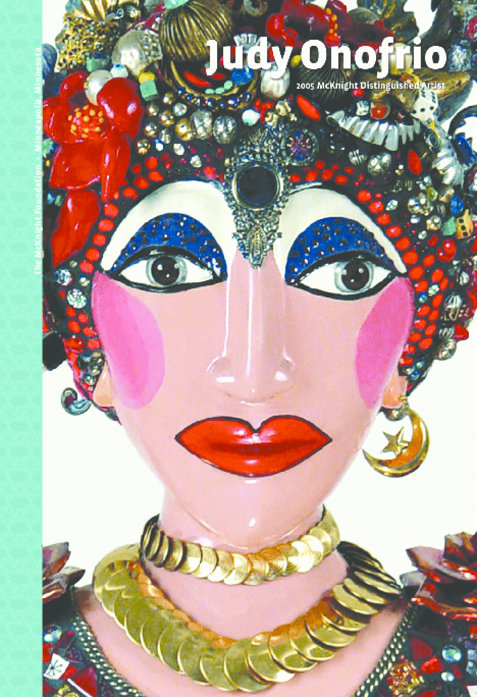 Judy Onofrio: 2005 McKnight Distinguished Artist