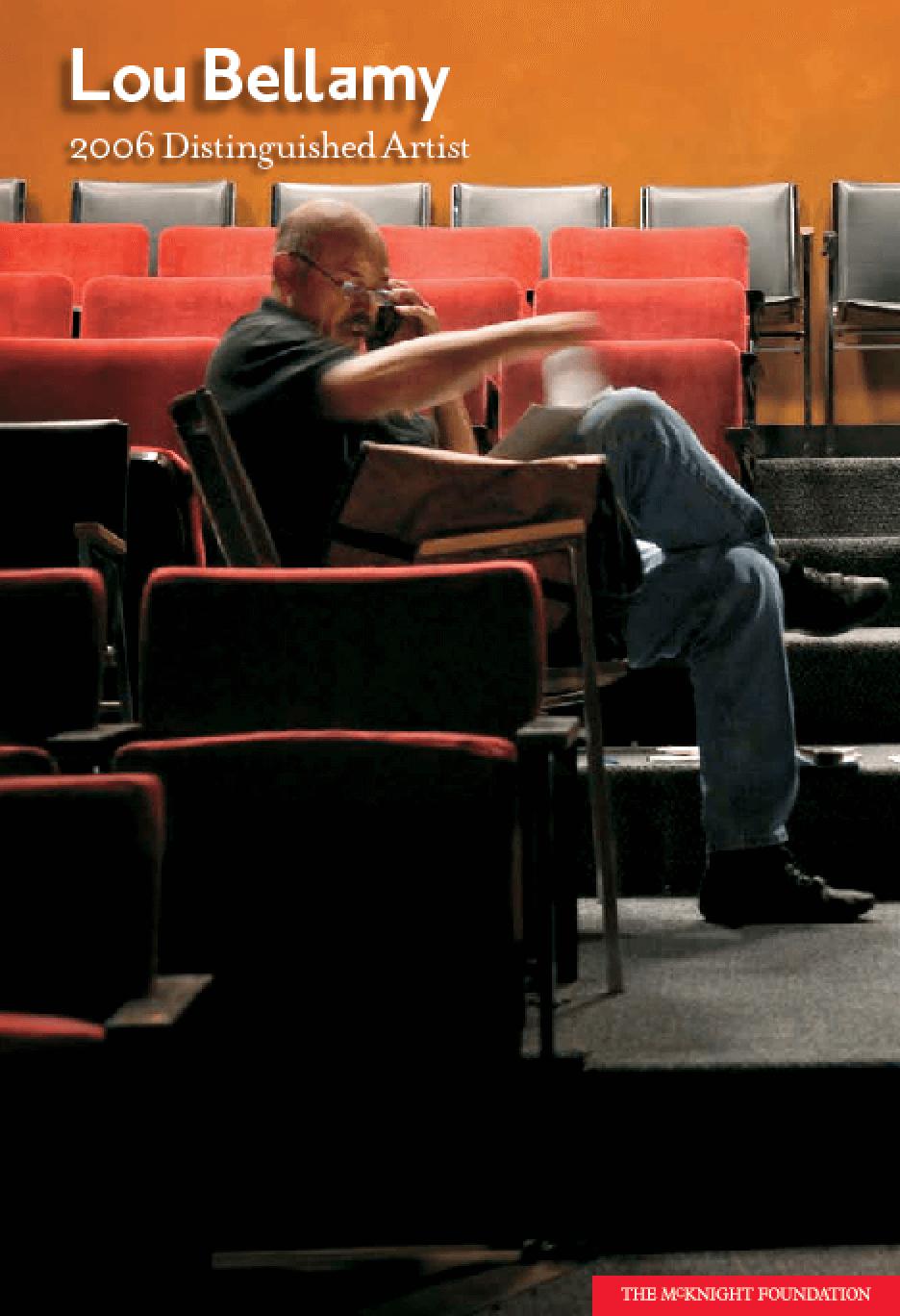 Lou Bellamy: 2006 McKnight Distinguished Artist