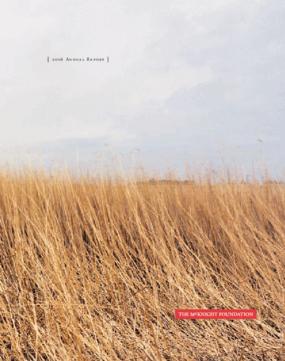 McKnight Foundation - 2006 Annual Report