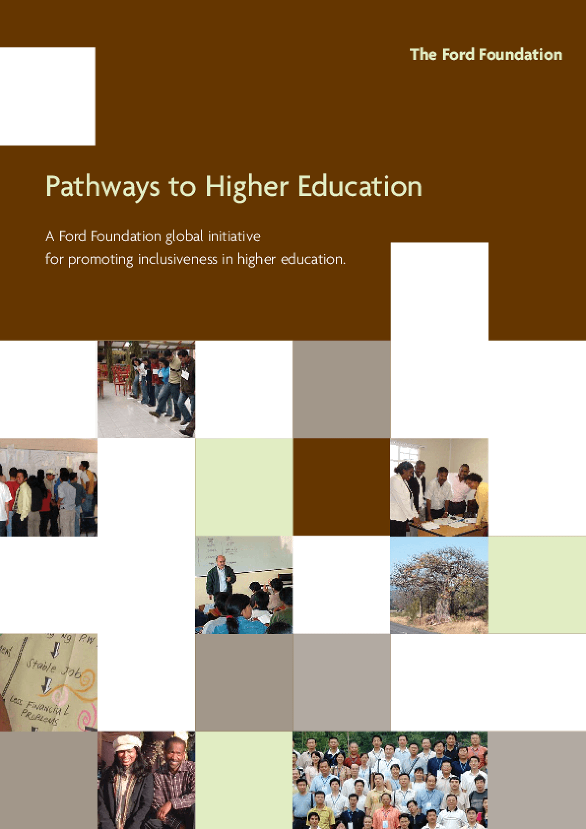 Pathways to Higher Education