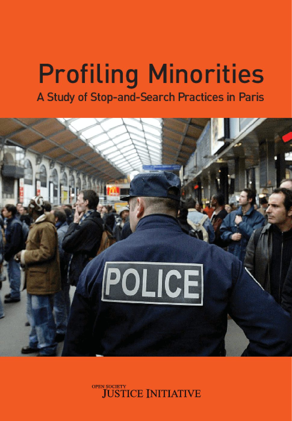 Profiling Minorities: A Study of Stop-and-Search Practices in Paris