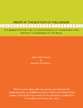 Profit at the Bottom of the Ladder: Creating Value by Investing in Your Workforce