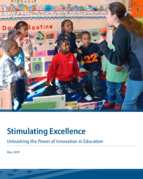 Stimulating Excellence: Unleashing the Power of Innovation in Education