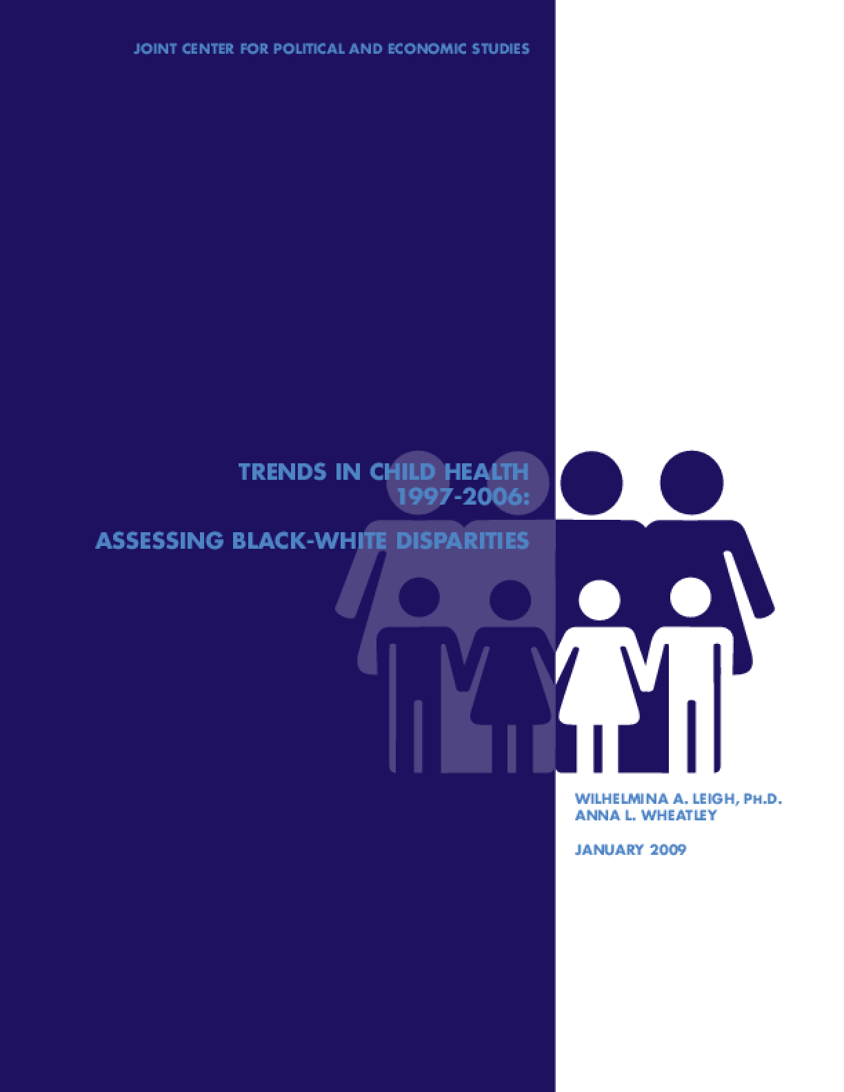Trends in Child Health 1997-2006: Assessing Black-White Disparities