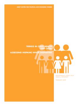 Trends in Child Health 1997-2006: Assessing Hispanic-White Disparities