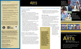 Why Your Child Needs the Arts Advantage and How You Can Gain It